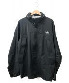 POLE WARDS(ポールワーズ)の古着「ウインドブレーカー」|ブラック