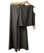 DRESS LAB(ドレスラボ)の古着「セットアップ」|ブラック