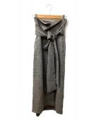 SOLOV(ソロヴ)の古着「スカート」|ブラック