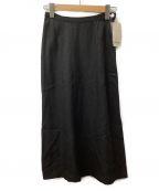 ZUCCA(ズッカ)の古着「スカート」 ブラック