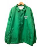 X-LARGE(エクストララージ)の古着「コーチジャケット」|グリーン