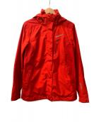 Marmot(マーモット)の古着「トレイルジャケット」|レッド