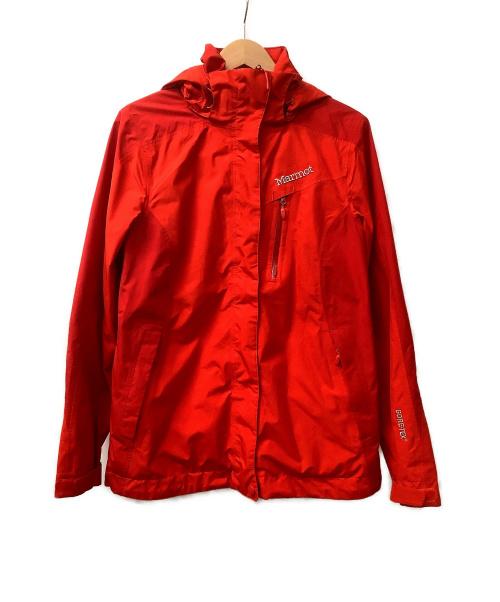 Marmot(マーモット)Marmot (マーモット) トレイルジャケット レッド サイズ:M 秋物の古着・服飾アイテム