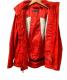 中古・古着 Marmot (マーモット) トレイルジャケット レッド サイズ:M 秋物:8800円