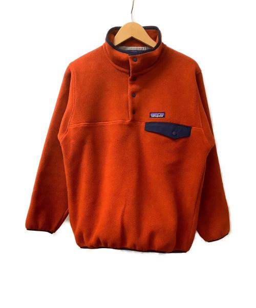 Patagonia(パタゴニア)Patagonia (パタゴニア) SYNCHILLA スナップT オレンジ サイズ:XS 冬物の古着・服飾アイテム