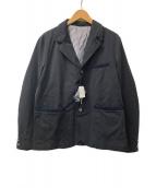 FRED PERRY(フレッドペリー)の古着「ワークジャケット」|ネイビー
