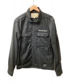 AVIREX(アヴィレックス)の古着「フライトジャケット」|ブラック