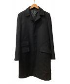 Maison Margiela(メゾンマルジェラ)の古着「シングルコート」|ブラック