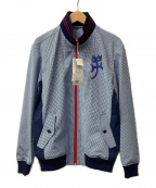 CASTELBAJAC(カステルバジャック)の古着「トラックジャケット」|ブルー