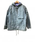 THE NORTHFACE PURPLELABEL()の古着「フィールドデニムジャケット」|ブルー