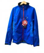 HAGLOFS(ホグロフス)の古着「ナイロンジャケット」|ブルー