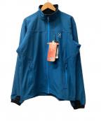 HAGLOFS(ホグロフス)の古着「BOIGA JACKET」|ブルー