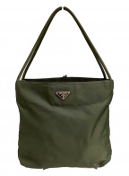 PRADA(プラダ)の古着「ナイロントートバッグ」|グリーン