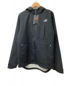 ()の古着「Q SPEEDウォータープルーフジャケット」 ブラック