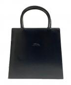LONGCHAMP(ロンシャン)の古着「ハンドバッグ」 ブラック