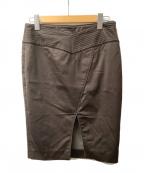 GUCCI(グッチ)の古着「ミニスカート」