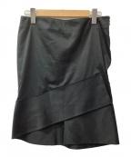 GUCCI(グッチ)の古着「ミニスカート」|ブラック
