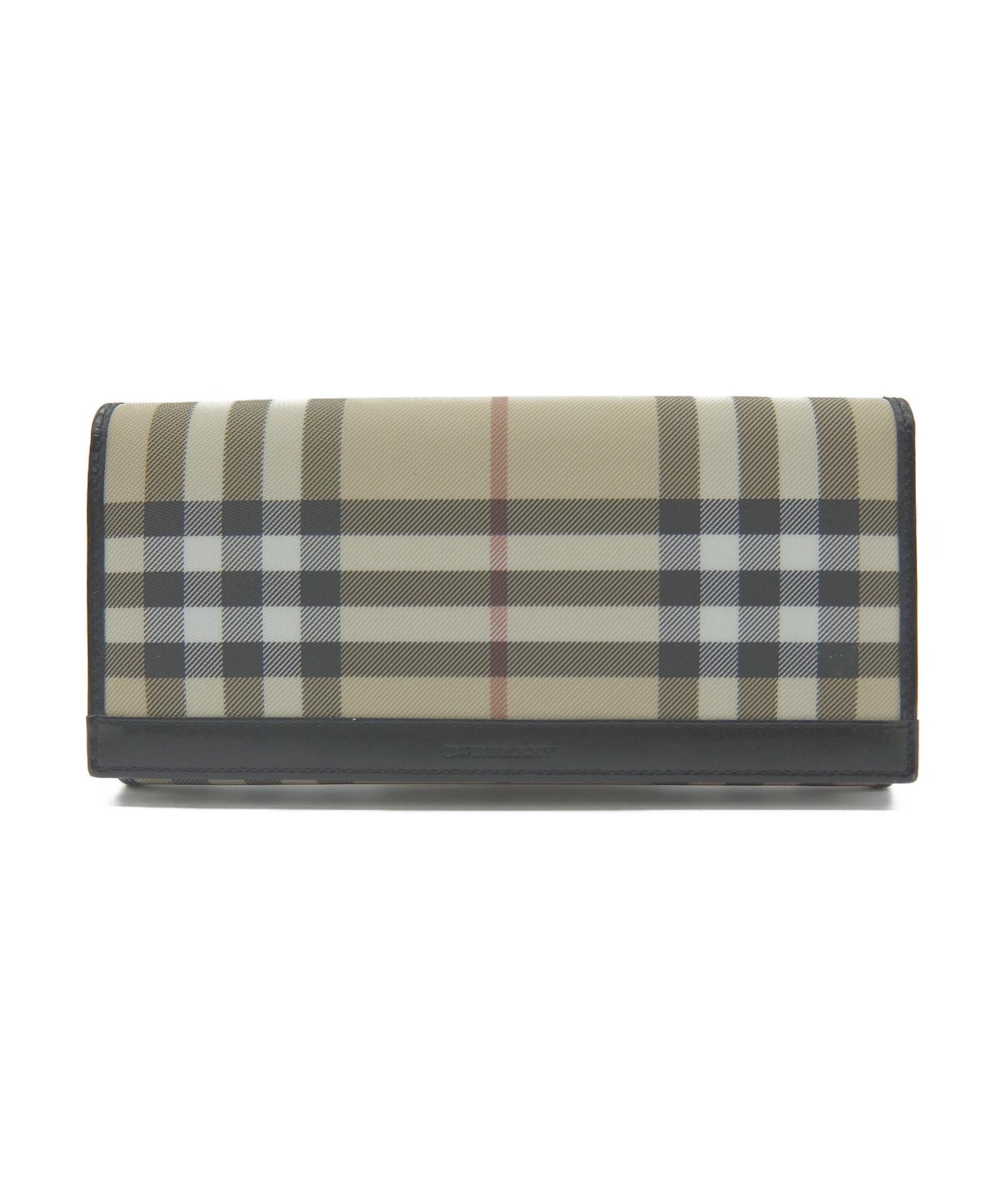 on sale e4f4a 79f0e [中古]BURBERRY(バーバリー)のレディース 服飾小物 長財布