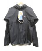 BERGHAUS(バーグハウス)の古着「ハイパー100ジャケット」|ダークグレー