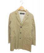 AMERICAN RAG CIE(アメリカンラグシー)の古着「コットンチェスターコート」|ベージュ