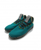adidas(アディダス)の古着「ローカットスニーカー」|エメラルドグリーン