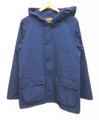 Barbour(バブアー)の古着「ナイロンジャケット」 ブルー