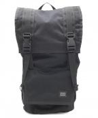 MISSION WORKSHOP(ミッションワークショップ)の古着「デイパック」 ブラック