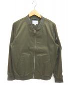 URBAN RESEARCH(アーバンリサーチ)の古着「MA-1ジャケット」|グリーン