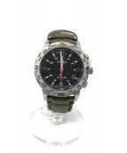 TIMEX(タイメックス)の古着「腕時計」|カーキ
