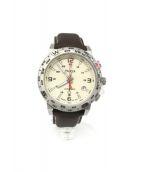 TIMEX(タイメックス)の古着「腕時計」|アイボリー