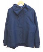 SLOWGUN(スロウガン)の古着「フーデッドジャケット」|インディゴ