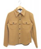 FIDELITY(フィデリティ)の古着「CPOジャケット」|ベージュ