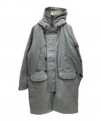 SPIEWAK(スピワック)の古着「N-3Bタイプコート」 グレー