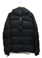 NANGA(ナンガ)の古着「ダウンジャケット」|ブラック