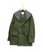nanamica(ナナミカ)の古着「フィールドジャケット」|グリーン