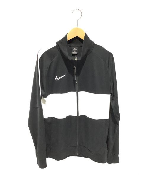 NIKE(ナイキ)NIKE (ナイキ) トラックジャケット ブラック×ホワイト サイズ:L オールシーズンの古着・服飾アイテム