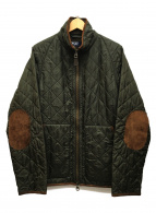 POLO RALPH LAUREN(ポロラルフローレン)の古着「キルティングジャケット」|グリーン