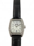 Folli Follie(フォリフォリ)の古着「腕時計」 ホワイト