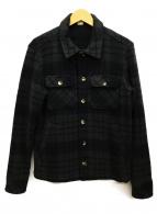 Ron Herman(ロンハーマン)の古着「ウールジャケット」|ブラック