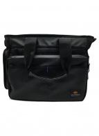 ALPHA INDUSTRIES(アルファ インダストリーズ)の古着「ビジネスバッグ」|ブラック