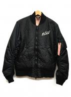 NIKE(ナイキ)の古着「NSWフィルボマージャケット 928918-010」 ブラック