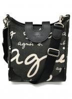 agnes b(アニエスベー)の古着「ショルダーバッグ」|ブラック
