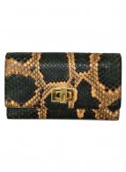 FENDI(フェンディ)の古着「長財布」|グリーン