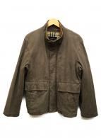 BURBERRY(バーバリー)の古着「ライナー付きジャケット」 ブラウン