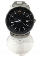 ORIENT(オリエント)の古着「腕時計」 ブラック