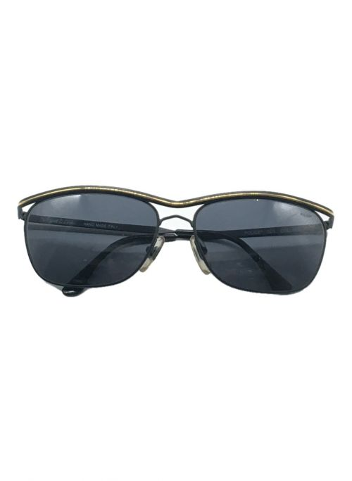POLICE(ポリス)POLICE (ポリス) サングラス ブラックの古着・服飾アイテム