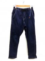 GRAMICCI×BEAMS(グラミチ×ビームス)の古着「デニムパンツ」 ブルー
