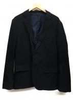 ()の古着「セットアップスーツ」 ネイビー