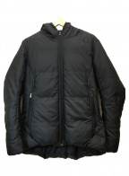 DESCENTE(デサント)の古着「ダウンベンチコート」|ブラック