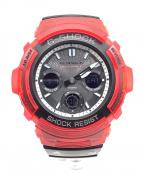 CASIO(カシオ)の古着「腕時計」|レッド